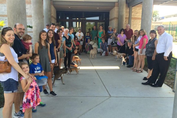 Blessing of the Animals 6